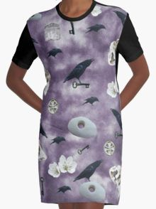 Magic Graphic T-Shirt Dress 20% off today use code CARPE20 #redbubble #newfromredbubble #redbubbledress #digiprint #printeddress #print #pattern #patterneddress #graphicdress #graphic #sublimation #dyesublimation #alternative #fashion #ss16 #indie #indiedesign #design #tshirtdress #minidress #women #fashion #newdress #newclothes