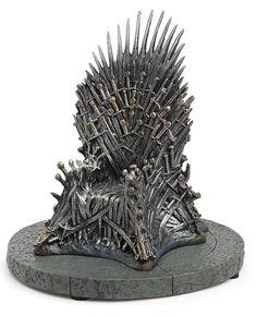 HBO Shop Game of Thrones Eisenthron Buchst/ützen