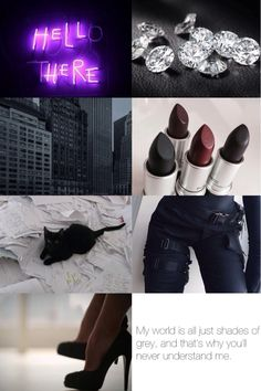 Catwoman / Selina Kyle aesthetic (created by @jg_thirteen)