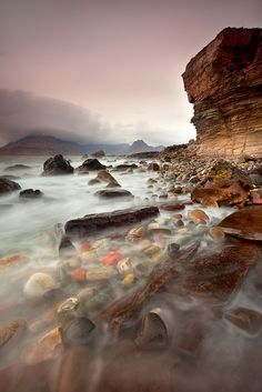 Elgol Rocks by Mauro Tronto on 500px