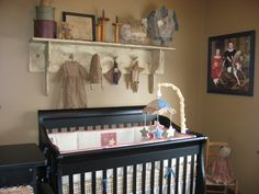 Primitive nursery for soon to arrive baby!