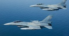 Ελληνικό F-16 κατέπεσε σε πίστα στην Ισπανία. Νεκροί οι δυο πιλότοι | Verge
