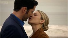 Lucifer Morningstar and Chloe Decker