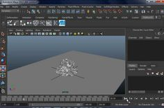 Tutorial showing how to use force fields with Pulldownit in Maya 2012 to cause destruction.  If you like the tutorial , join Pulldownit group  http://vimeo.com/groups/110841  and…