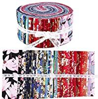 Amazon.com: Online Shopping for Electronics, Apparel, Computers, Books, DVDs & more Cotton Crafts, Fabric Crafts, Sewing Crafts, Patchwork Fabric, Cotton Quilting Fabric, Jelly Roll Projects, Rail Fence Quilt, Jelly Roll Patterns, Fabric Cutter