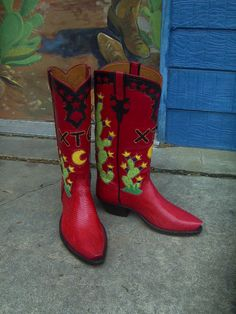 Texas Custom Boots : Noel Escobar