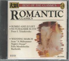 Romantic Classics (CD, Apr-1995, Madacy)