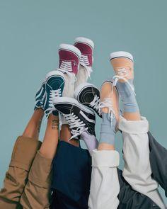 Jun 2018 - Vans release Color Theory Collection to expand unisex line Dr Shoes, Vans Shoes, Me Too Shoes, Play Shoes, Vans Haute, Jean Valjean, Tenis Vans, Shotting Photo, Vans Outfit
