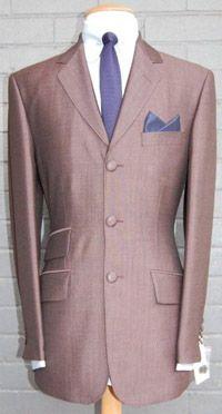 bespoke Mohair Suit