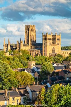 Durham Cathedral, Cathedral City, Durham Castle, Riverside Walk, St Cuthbert, Equestrian Statue, North East England, The Monks, World Heritage Sites