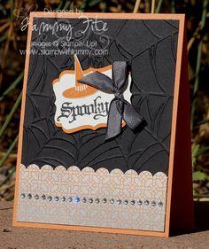 Halloween! by Tkfite - Cards and Paper Crafts at Splitcoaststampers