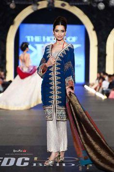 PFDC L'Oreal Bridal Fashion Week 2013 – Kamiar Rokni