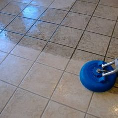 Grout Cleaning Machine For Tile And Floor Maintenance