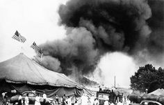 Photos: On this Day – July 6, 1944 – The Hartford circus fire