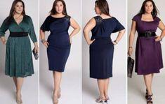 Vestido de festa plus size-como escolher, dicas.2