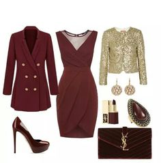 ★°•Holiday chic. ..