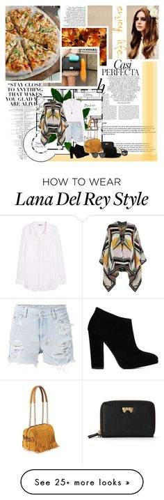"""enjoy life"" by missoumiss on Polyvore featuring Whiteley, H&M, Ksubi, River Island, Apt. 9, Burberry, Giuseppe Zanotti, MANGO, Chanel and ISABEL BENENATO"