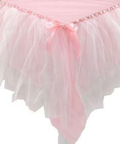 3' tulle tutu table skirt section