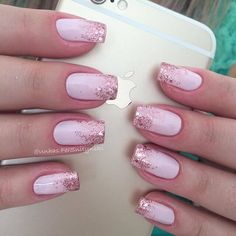 50 Incredible Ombre Nail Designs That Will Look Amazing In Every Season - Victoria Morris - Ombre Nail Polish, Pink Ombre Nails, Nails Polish, Gel Nails, Ombre Nail Designs, Pretty Nail Designs, Keep It Real, Photomontage, Nails Yellow