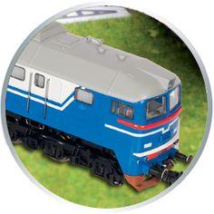 Electric trains Romania