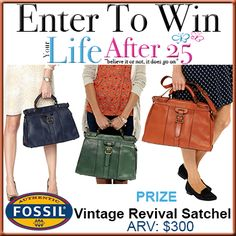 #FossilVintageRevival