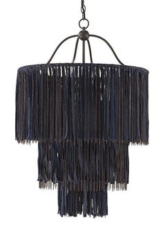 Jet black chandelier light it up pinterest black chandelier currey and company boho chandelier mozeypictures Image collections