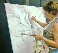 Graciela BOVETTI: Art en Sábado y noche de Luna Llena