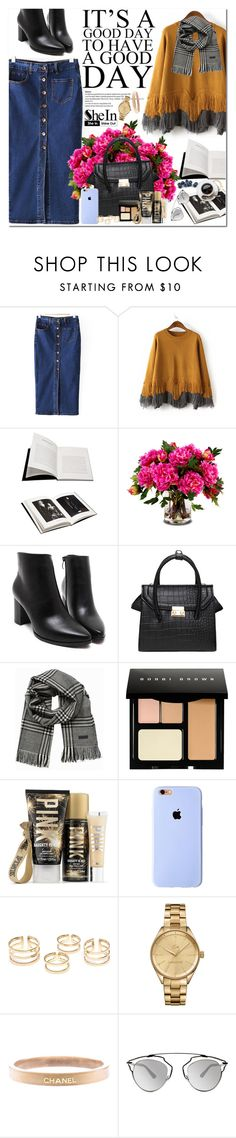 """""""Shein"""" by oshint ❤ liked on Polyvore featuring Browns, New Growth Designs, Jack & Jones, Bobbi Brown Cosmetics, Lacoste, Chanel, Christian Dior, amazing, beautiful and Sheinside"""