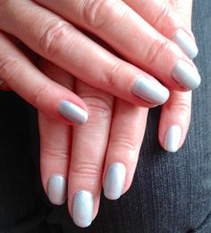 Shellac in silver