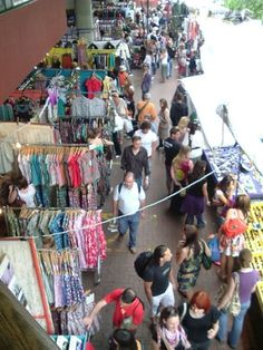 Under The Westway Market.  Portobello Green Market.     http://portobellofashionmarket.com