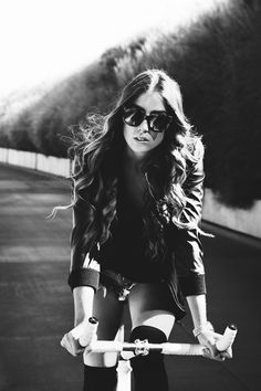 Bike.....girl...hnmmm