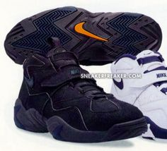 competitive price 6f1a4 022da Nike Air Gone shoes.