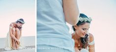 Romantic wedding in Sifnos. A lovely soft palette for a lovely bride!