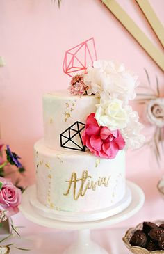 Gem Themed First Birthday Party - Inspired By This