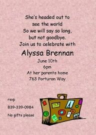 planning a successful trunk party invitation template trunk