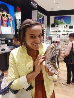 The Rabbits Overalls: Lights, Camera, Fashion at ALDO