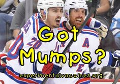 NHL Mumps Outbreak Vaccine Induced?