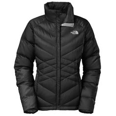 The North Face Women's Aconcagua Jacket Black & Grey