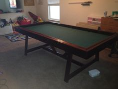 Gaming Table Build - Imgur. Full build details, plans, etc. here: http://www.reddit.com/r/boardgames/comments/26rdbn/i_built_a_gaming_table_xpost_from_rdiy/