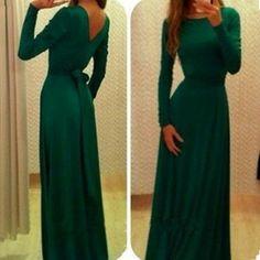 Dark Green Prom Dress,Bodice Prom Dress,Maxi Prom Dress,Fashion Prom Dress,Sexy Party Dress, 2017 New Evening Dress