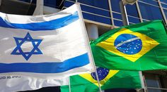 Brazil's President Jair Bolsonaro has confirmed he will move his country's embassy in Israel to Jerusalem U Turn, Jerusalem, Brazil, Presidents, Country, Tel Aviv, Eye, Middle East, Offices
