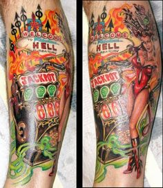 Hannah Aitchison tat