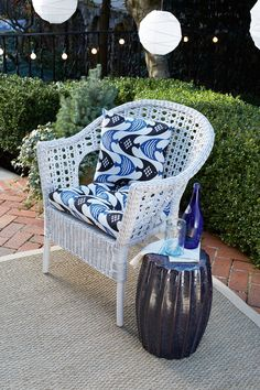 Relax in all the savings! #BurkesOutlet #outdoorcushion