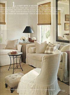 2-living room, linen heirloom...