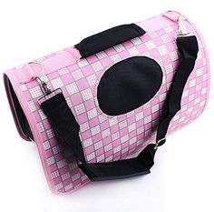 Komia Portable Pet Bag Soft for Puppy Dog Large Cat Pet Shoulder Carrier Bag -- Details can be found by clicking on the image.