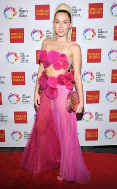 Awesome Red Carpet Fashion In Honor of Miley Cyrus' Birthday, Take a Look at Her 23 Wildest Looks Check more at http://24myshop.tk/my-desires/red-carpet-fashion-in-honor-of-miley-cyrus-birthday-take-a-look-at-her-23-wildest-looks/