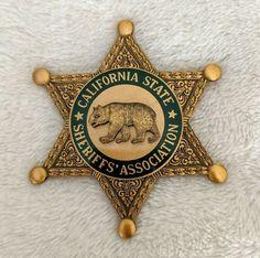 Law Enforcement Badges, Law Enforcement Agencies, Criminal Profiling, Sheriff, Badge Holders, Airplane, Leo, Police, California