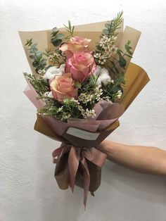 Flowers 10 Nice Hair Care Ideas In case you Boquette Flowers, Small Flower Bouquet, Flower Box Gift, How To Wrap Flowers, Beautiful Bouquet Of Flowers, Luxury Flowers, Flower Bouquet Wedding, Floral Bouquets, Small Flowers