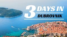 Unique Dubrovnik Itinerary - Travel Croatia like a local