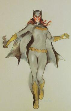 Batgirl by Gerald Parel